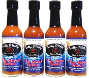 The Ghost Sauce (4 pack)