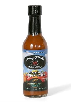 Roasted Pepper Sauce 'MILD' (4 Bottles)