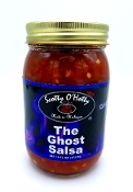 The Ghost pepper Salsa